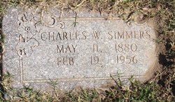 Charles W Simmers