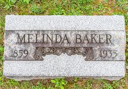 Melinda <I>Luke</I> Baker