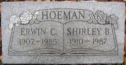 Shirley Emily <I>Brown</I> Hoeman