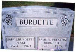 Samuel Preston Burdette