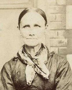 Mary Ann <I>Mounts</I> Cain
