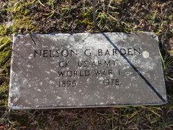 Nelson Guy Barden