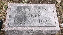 Lucy Orey Baker