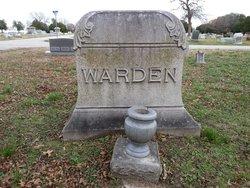 Pvt Franklin M. Warden