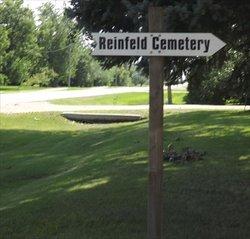 Reinfeld Mennonite Cemetery