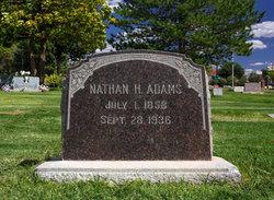 Nathan Heber Adams