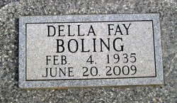 Della Fay <I>Gaither</I> Boling
