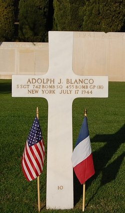 SSgt Adolph J Blanco