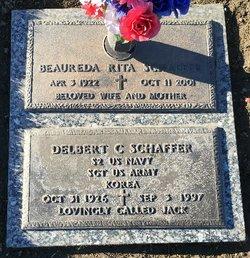 Beaureda Rita <I>Mitchell</I> Schaffer
