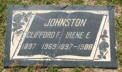 Clifford F Johnston