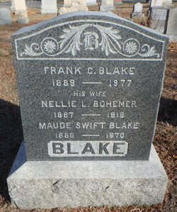 Maude Sterling <I>Swift</I> Blake