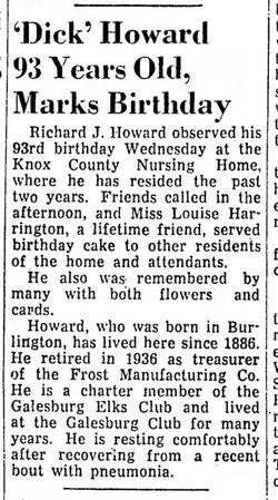 Richard J. Howard