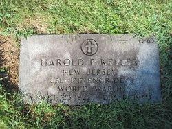 CPL Harold P. Keller