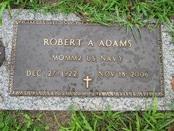 "Robert Alexander ""Bob"" Adams"