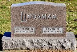 Angeline Lillian <I>Bode</I> Lindaman