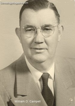 William D Campbell