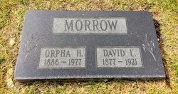 Orpha Anne <I>Hatch</I> Morrow