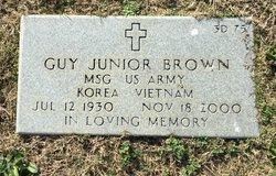 Guy Junior Brown
