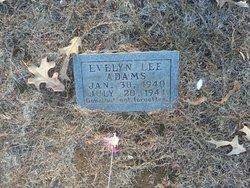 Evelyn Lee Adams
