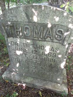 """Dr Abidymus """"Didymus"""" Thomas"""
