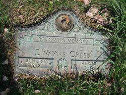 Earl Wayne Cress