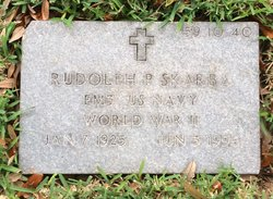 Rudolph P Skarba