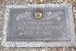 Barbara Sue <I>Wells</I> Renkema