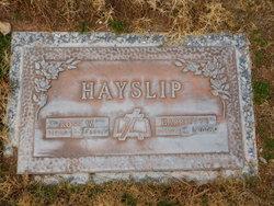 Ross W. Hayslip