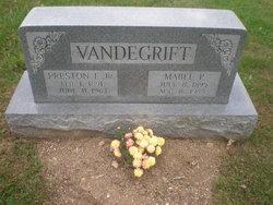 Preston F. Vandegrift Jr.