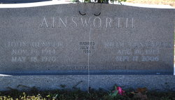 Willie Gus Ainsworth