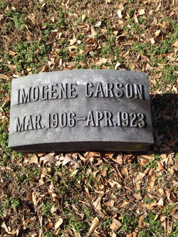 Imogene Carson