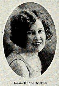 Bessie Kate <I>Nickels</I> Bell