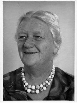 Elisabeth Catharina <I>Osterby</I> Christiansen