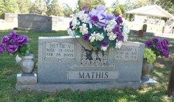 Nettie Viola <I>Settlemires</I> Mathis