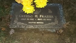 Crystal Halene <I>Thorn</I> Frazier
