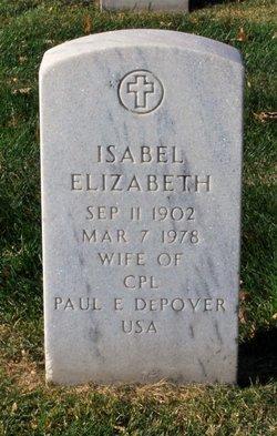 Isabel Elizabeth <I>Skierecki</I> Depover