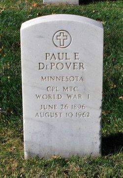 Paul E Depover, Sr