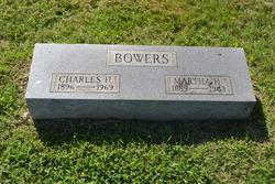 Martha Harriett <I>Usilton</I> Bowers