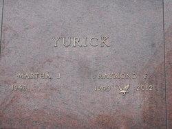 Raymond F Yurick