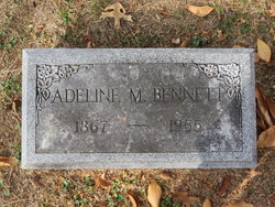 Mrs Adeline M Bennett