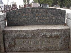 James Arthur Potter