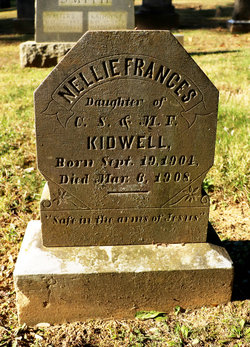 Nellie Frances Kidwell