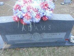 Harold Adams