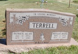 Patrick Alan Terrell
