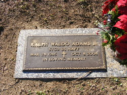 Ralph Waldo Adams Jr.