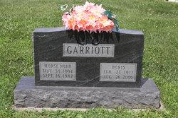 """Doris """"Nanny"""" <I>Wilson</I> Garriott"""
