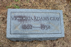 Alabama Victoria <I>Adams</I> Gray
