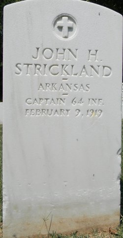 John Henry Strickland