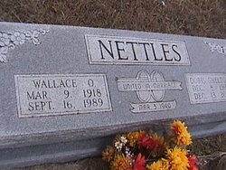 Wallace Oliver Nettles