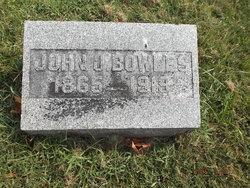 John J Bowles